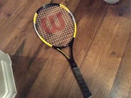 Wilson Tennis Racquet matchpoint - $6.92