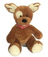 BAB Build A Bear Brown Sugar Puppy Dog Plush Stuffed Animal Soft Toy RET... - $29.99