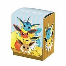 *Good friend Eevee stick Pokemon card game / Deck Case - $15.73
