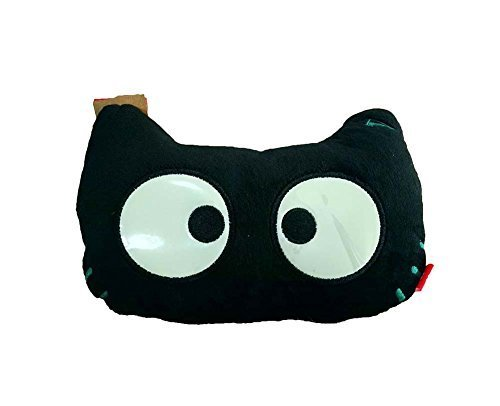 PANDA SUPERSTORE Cute Cartoon (Noctilucent Cat) Car Headrest/Car Neck Pillow (NO