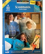 Scandinavia Colorpoint Paintstitching [Pamphlet] - $3.95