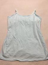Motherhood Maternity Nursingwear M Medium Pale Light Blue Tank Top Shirt... - $9.99
