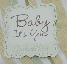 Grasslands Road Baby Its You Product Number 462441 Large Canvas Tote Stripped image 4