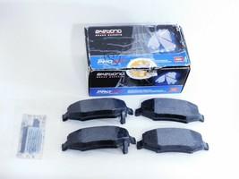 Disc Brake Pad Set-ProACT Ultra Premium Ceramic Pads Rear Akebono ACT1274 - $49.99