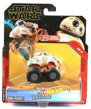 1 Count Mattel Hot Wheels All Terrain Star Wars BB-8 Character Die Cast Cars - $17.99