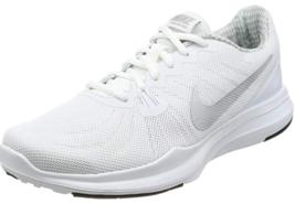 Nike In-Season Tr 7 Sz 7 M (B) EU 38 Women's Training Shoes White 909009-100