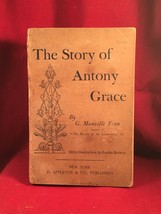The Story Of Antony Grace by Fenn 1888 paperbound - $294.00