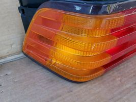 90-95 Mercedes W129 R129 500 500sl SL320 S500 Tail Light Lamps Set L&R image 4