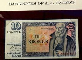Vintage Franklin Mint - 135 Complete Uncirculated Banknotes of All Nations World image 9