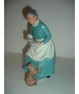 Royal Doulton HN 2249 The Favorite Cat Lady Figurine - £47.10 GBP