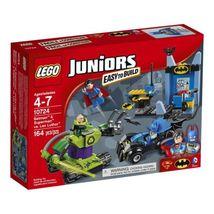 LEGO Juniors Batman & Superman vs. Lex Luthor 10724 Superhero Building T... - $44.44