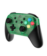 Nintendo Switch Pro Controller Replacement Housing Shell Case Green Tool... - $32.62