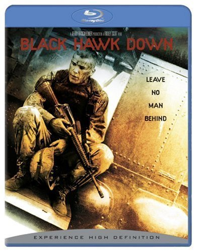 Black Hawk Down [Blu-ray] (2002) New