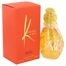Kashaya De Kenzo Eau De Toilette Spray 2.5 Oz For Women  - $59.33