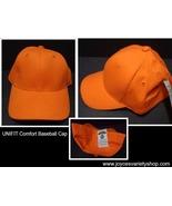 Unifit Comfort Baseball Hat Cap Astros Orange NWT SZ S/M Free Shipping - $9.99