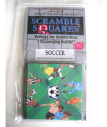 Scramble Squares Puzzle - Soccer - $10.00