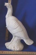 Turkey pair  Ceramic Bisque NEW -Vintage  - $22.44