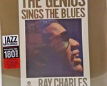 Ray Charles Genius Sings the Blues - 180 Gram Vinyl - 1 Pressing Limit - Sealed