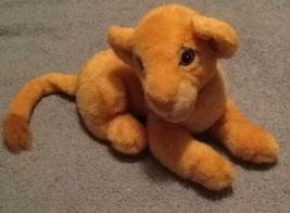 Disney Store The Lion King Plush Nala/Simba plush ? Stuffed Animal Toy - $18.36