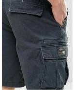 Ralph Lauren Denim and Supply Cargo Fatigue Black Cotton Shorts  W30 - $35.64