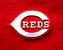 CINCINNATI REDS    iron on embroidered embroidery patch baseball  logo mlb - $10.95