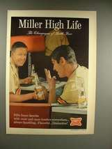 1967 Miller High Life Beer Ad - Bowling! - $14.99