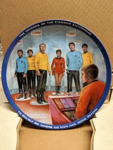 Star Trek Beam Us Down Scotty Collectible Plate 1983 Limited Edition #253  NEW - $18.49