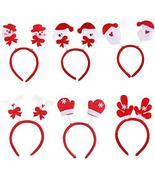 Cute Christmas Headband Decoration Snow Festival Hair Band Hair TkHaop2 ... - $19.80