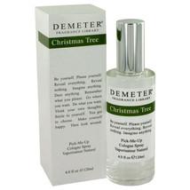 Demeter Christmas Tree by Demeter 4 oz Cologne Spray for Women - $28.70