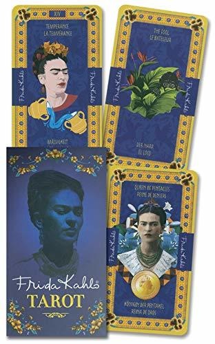 Primary image for Frida Kahlo Tarot Deck [Cards] Lo Scarabeo