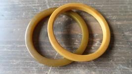 """Antique 2.5"""" Inner Diameter Bangle Bracelets - $29.69"""