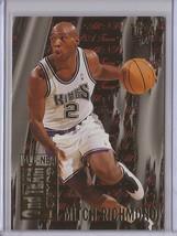 1995-96 Fleer Ultra Mitch Richmond All-NBA Team #10 Basketball Card - $3.75