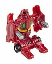 Pasha Mecard Heroad Mecardimal Turning Car Transformation Transforming Toy image 3