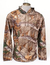 Under Armour Storm Realtree Camo Hooded Sweatshirt Hoodie Tall Men's NWT - $74.99