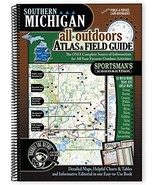 Southern Michigan All-Outdoors Atlas & Field Guide [Spiral-bound] Sports... - $44.53