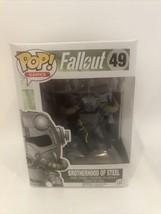 Funko POP! Games Fallout - Power Armor #49 Vinyl Figure Bethesda A5D - $16.95