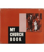 My Church Book by Mary Skinner 1943 Abingdon Press Hardcover Dustjacket - $14.84