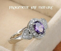 Powerful Magnetism of Seductive Aura Spell Ring !!! 925 Silver Size 8 US - $38.85
