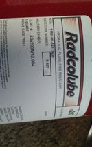 7 quarts Radcolube FR282 Fire Resistant Hydraulic Fluid image 3