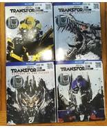 Transformers 1 - 4 10th anniversary Blu-ray lot - $10.00
