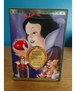 SNOW WHITE and the Seven Dwarfs 2 DISC DVD PLATINUM EDITION W/BOOKLET - $5.89