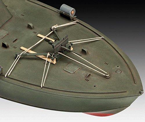 Revell 05147, Patrol Torpedo Boat Pt-109, 1: 72 Scale Plastic Model