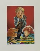 X-Men Fleer Ultra Wolverine 1996 62 Babies Rogue Longshot & Dazzler Trading Card - $1.97