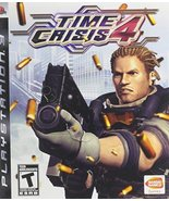 Time Crisis 4 - PS3 [PlayStation 3] - $6.82