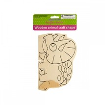 Wooden Animal Craft Shape CG019 - $40.15