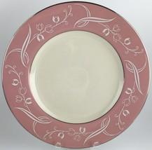 Flintridge SNOW TULIP salad plate ( 14 available ) (SKU EC 115) FREE SHI... - $15.00