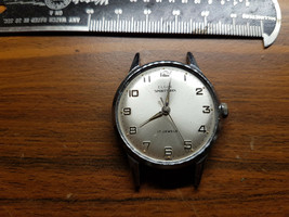 VINTAGE 17 JEWEL 823 ELGIN SPORTSMAN WATCH FOR YOU TO RESTORE OF FOR PARTS - $55.10