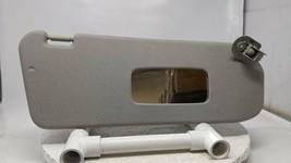 2004-2011 Chevrolet Aveo Passenger Sun Visor Sunvisor Gray R8S34B14 - $15.98