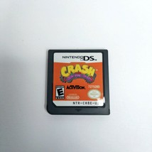 Crash Mind Over Mutant Nintendo DS 2008 Cartridge Only Free Shipping - $13.99
