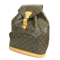LOUIS VUITTON Montsouris GM Backpack M51135 Used Very good women From Japan - $1,442.10